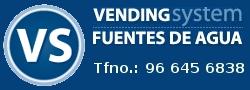 Vendingsystem vending en ALICANTE